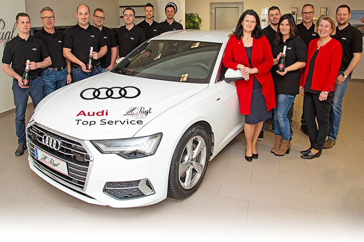 Audi Top Service 2019