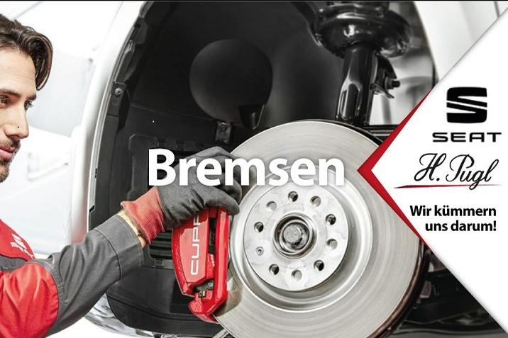 Seat Bremsen