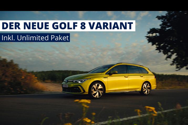 Golf 8 Variant